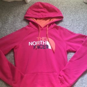 THE NORTH FACE sweatshirt, woman's XS